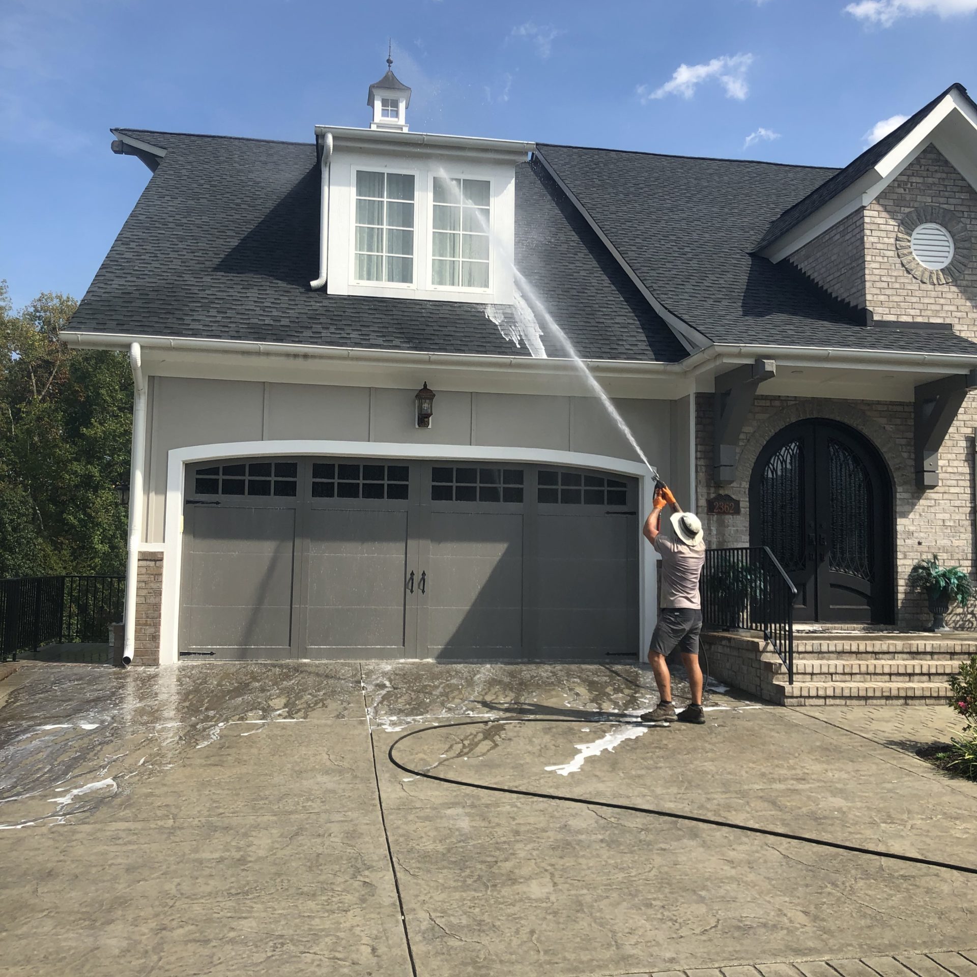 Reyco Pressure Washing & Sealing delivers the professional house washing expertise your property needs to get the most out of the place you call home.