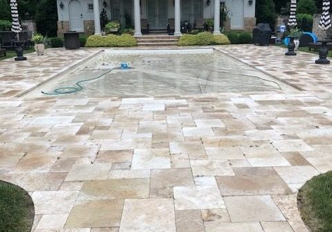 "Our team is here to help your exterior check off all the boxes, starting with concrete cleaning and sealing. Using an innovative pressure washing approach, we make ""top quality"" the hallmark of your property – today and into the future."